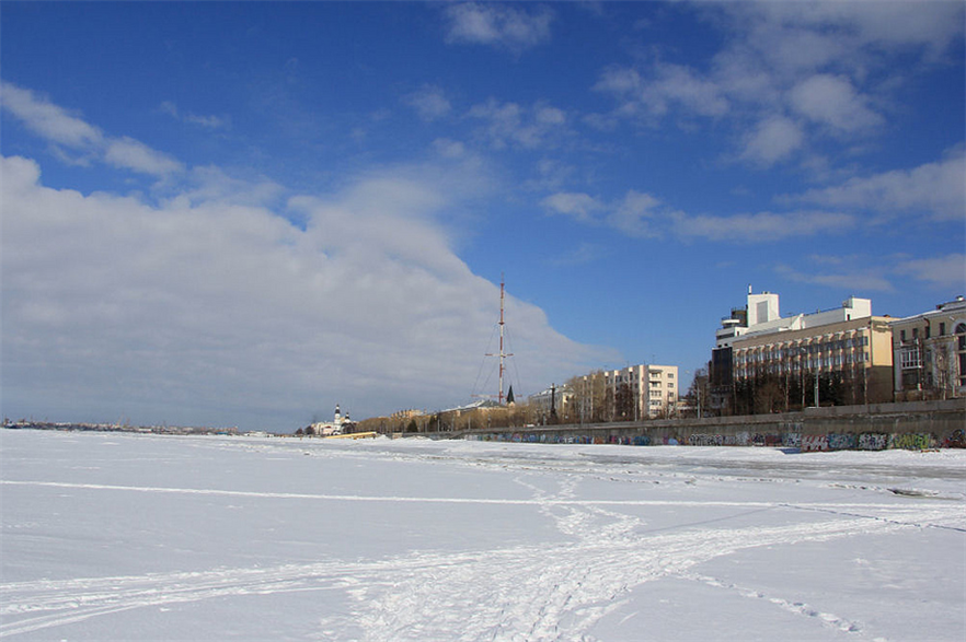 A 150-200MW project is to be built near Arkhangelsk