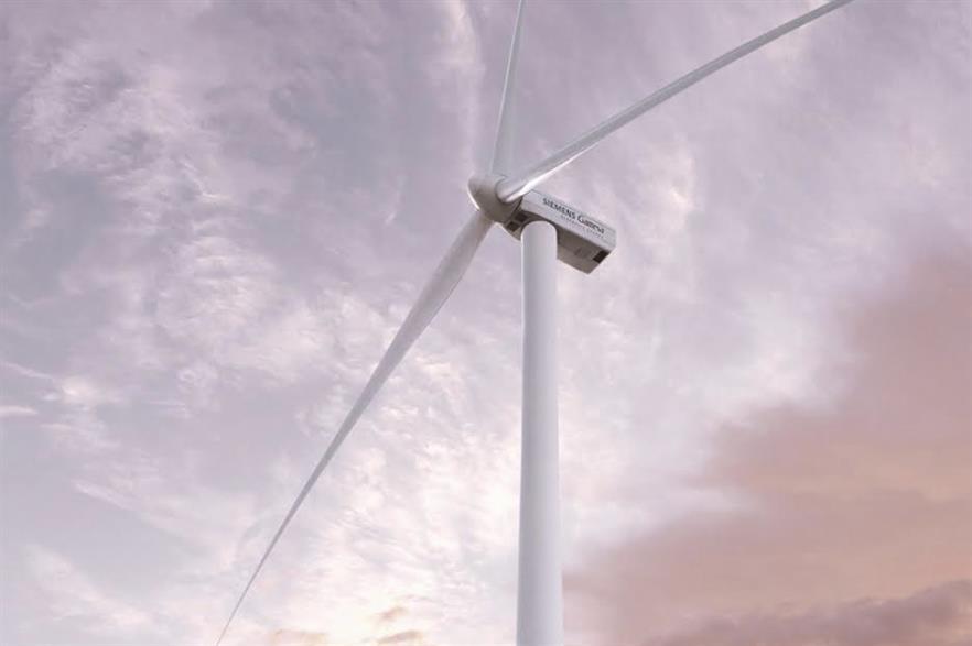 The Björnberget wind farm will consist of 60 of Siemens Gamesa's SG 5.8-170 wind turbines