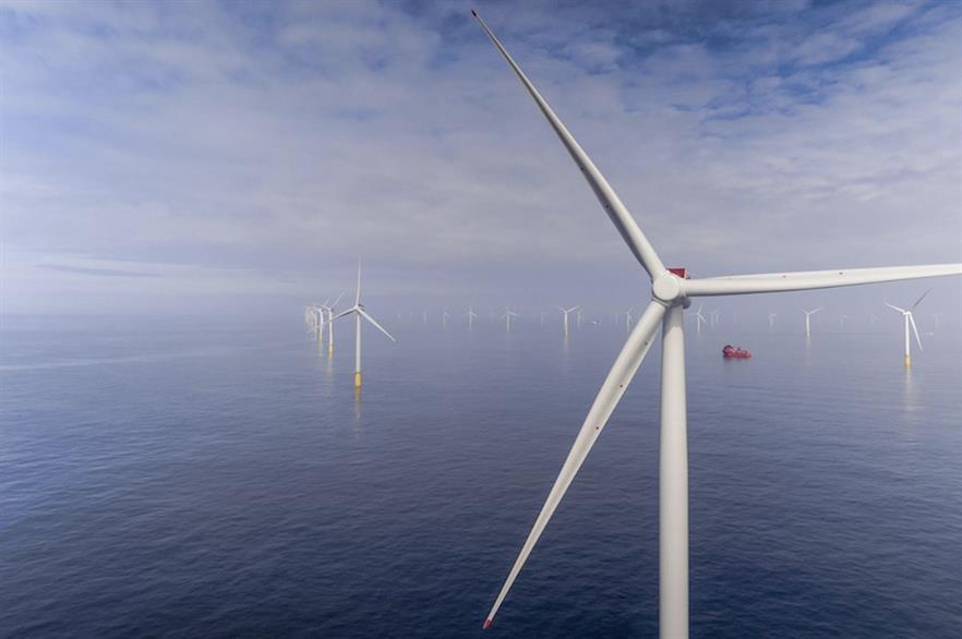 The two projects will feature 41 of Siemens Gamesa's 8.4MW turbines