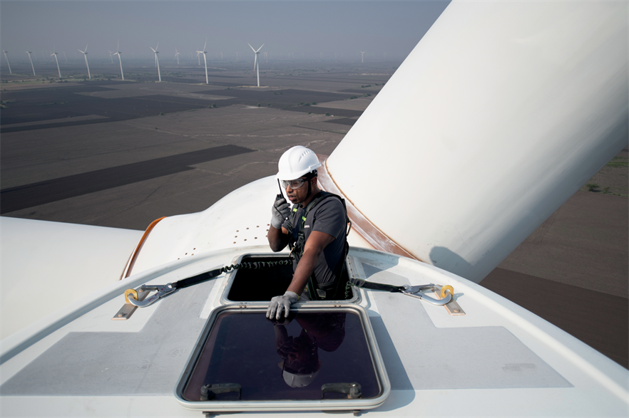 GWEC and MEC Intelligence believe India will add about 3.1GW of new wind power capacity this year – the highest annual installation rate since 2017 (pic credit: Siemens Gamesa)