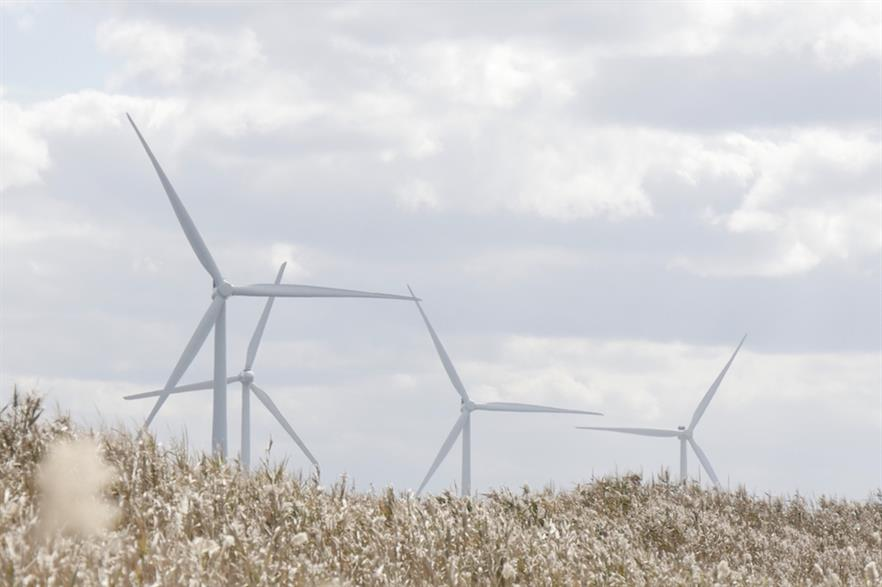 Top contributors to wind and solar investments in Asia-Pacific are due to include China, Japan, India, South Korea and Taiwan (pic credit: Siemens Gamesa)