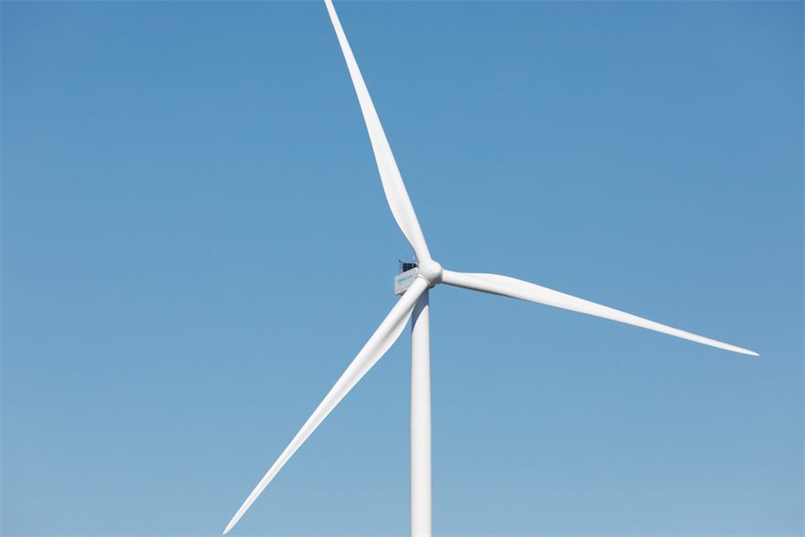 Siemens Gamesa's SG 5.0-145 turbine