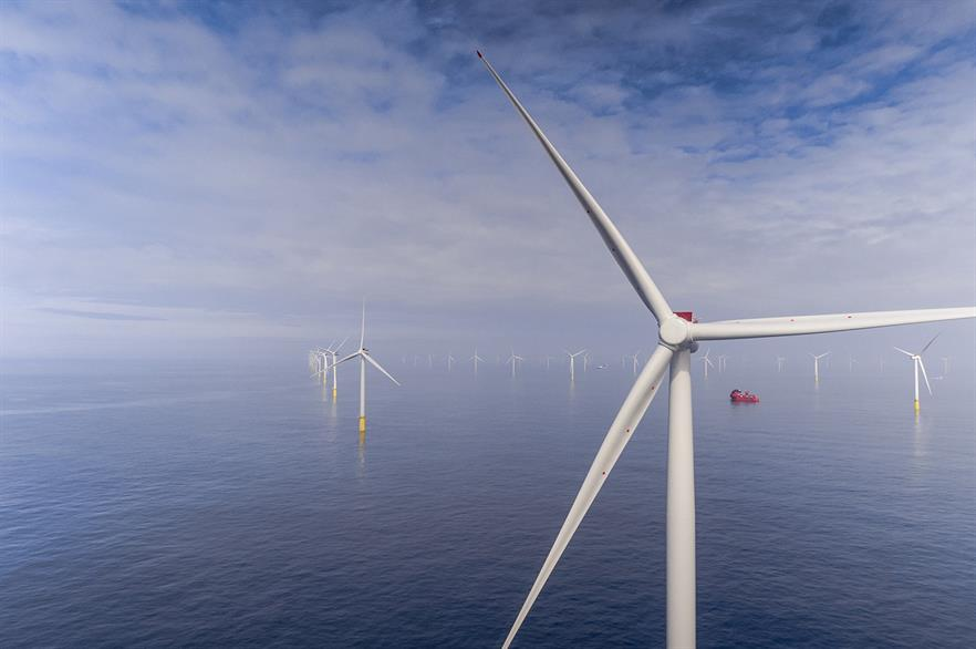 SGRE will deliver its latest turbine model to the Hollandse Kust Zuid I & II project in the Netherlands