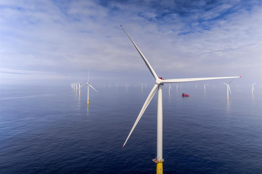 Siemens Gamesa will produce turbines for Courseulles-sur-Mer at a new factory in Le Havre