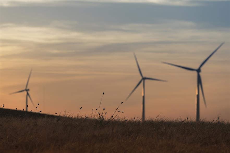 SGRE will deliver the turbines during the third quarter of 2018