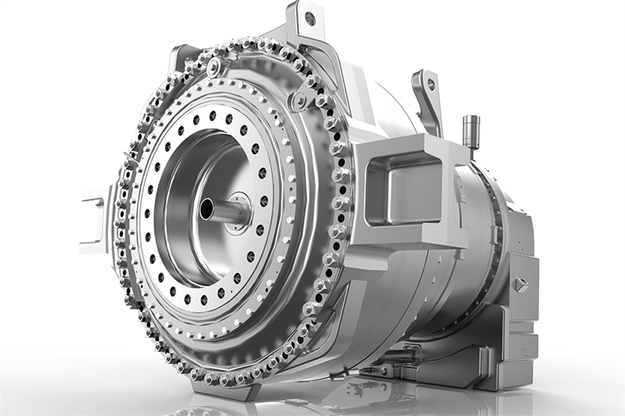 ZF Shift 7k… Modular design and record-breaking torque density