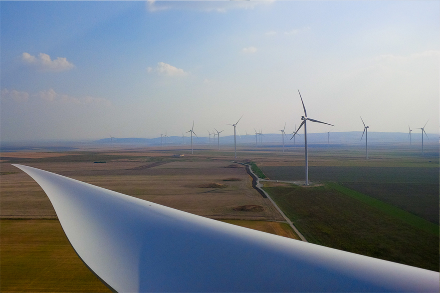 Romanian utility Hidroelectrica recently acquired the 108MW Crucea wind farm from Germany's Steag