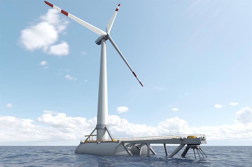 Floating platform manufacturer Saitec Offshore Technologies recently announced plans for a 45MW pilot project off Spain's Basque coast
