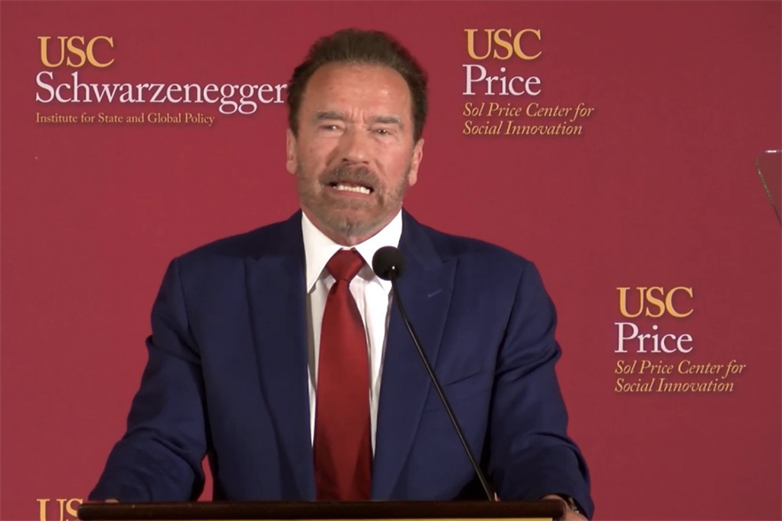 The USC Schwarzenegger Institute for State and Global Policy looked at the potential impacts of 10GW of offshore wind being deployed off California