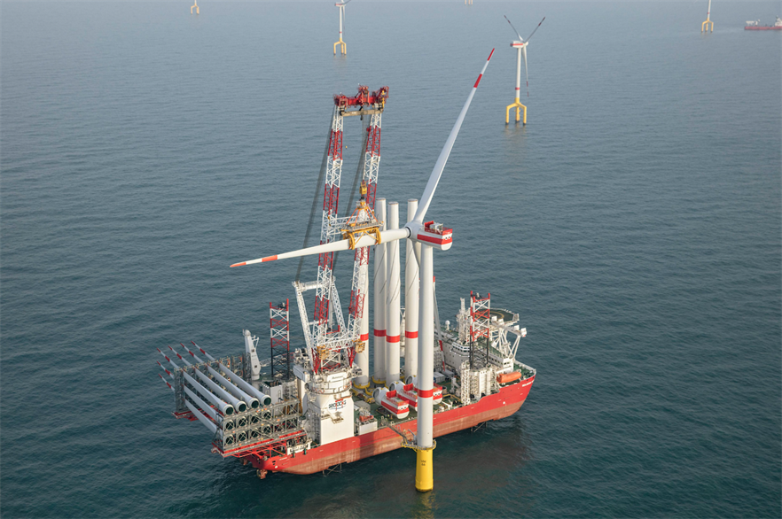 Seajacks owns five sea-ready jack-up vessels and has another due to be delivered in 2024