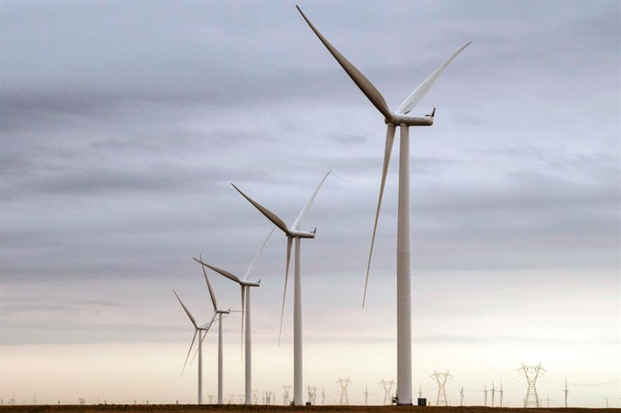 Siemens will install its 2.3MW geared turbines on the project