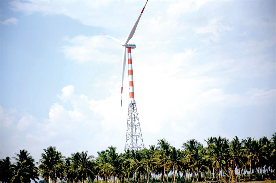 Last month, Suzlon publicly announced a firm turbine order for the first time since December 2018 (pic: Studio9 Ravindra Ptakale)