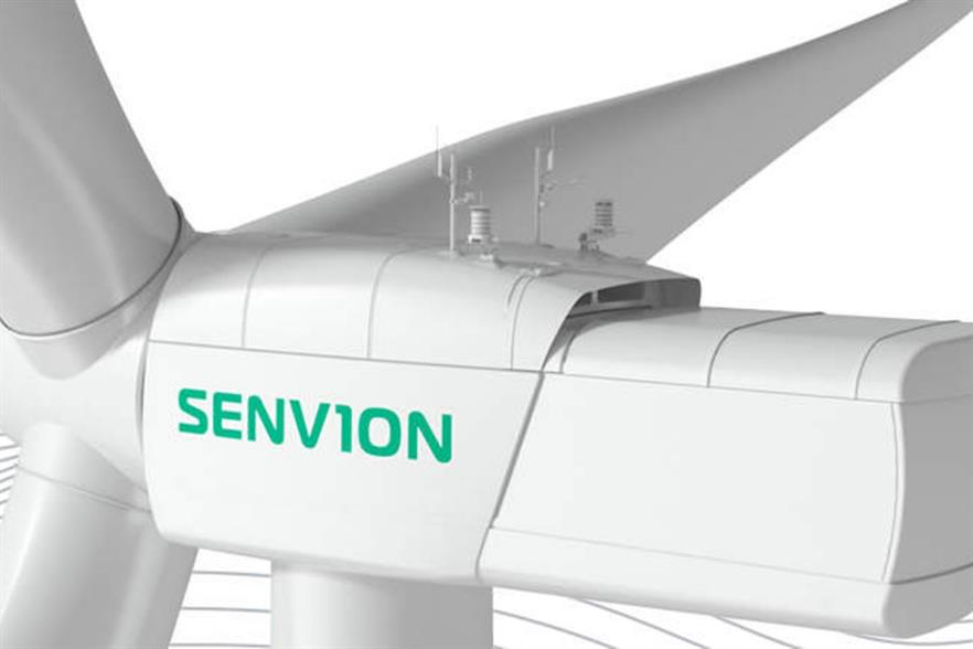 Senvion unveiled the 4.2M140 model at the Windpower 2018 event in Chicago in May