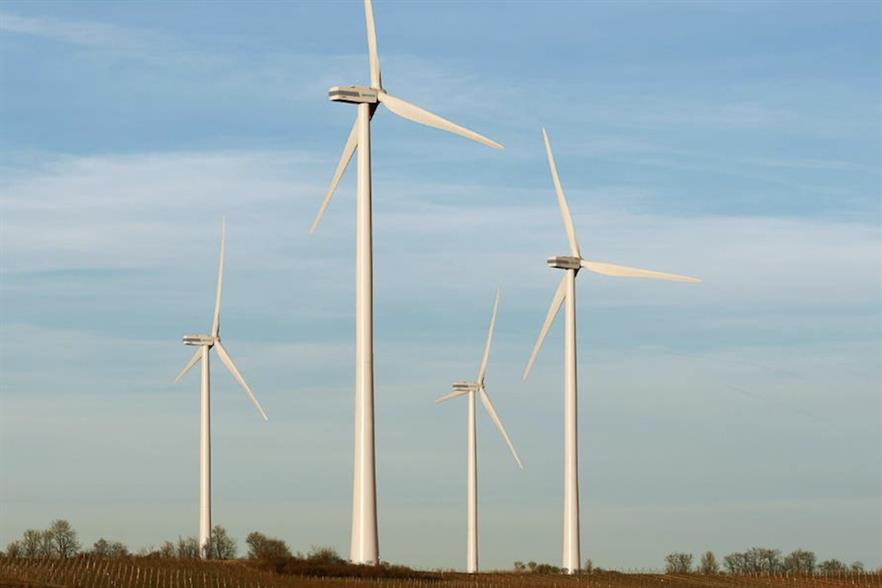 Senvion stated its revenues in Europe had declined, but this was partially compensated by growth in South America and Asia Pacific