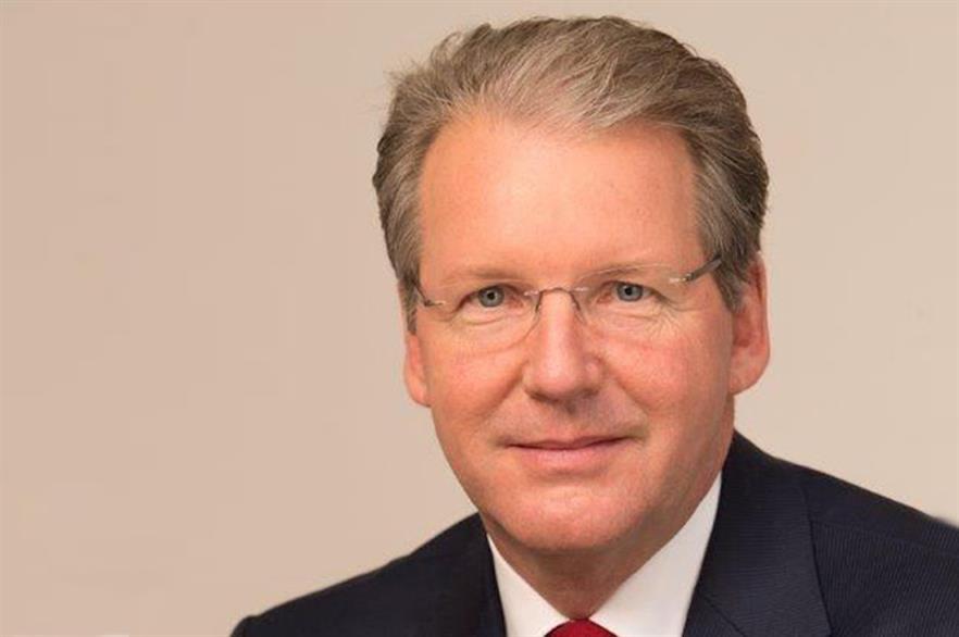 Jürgen Geißinger (above) joined Senvion as CEO in December 2015
