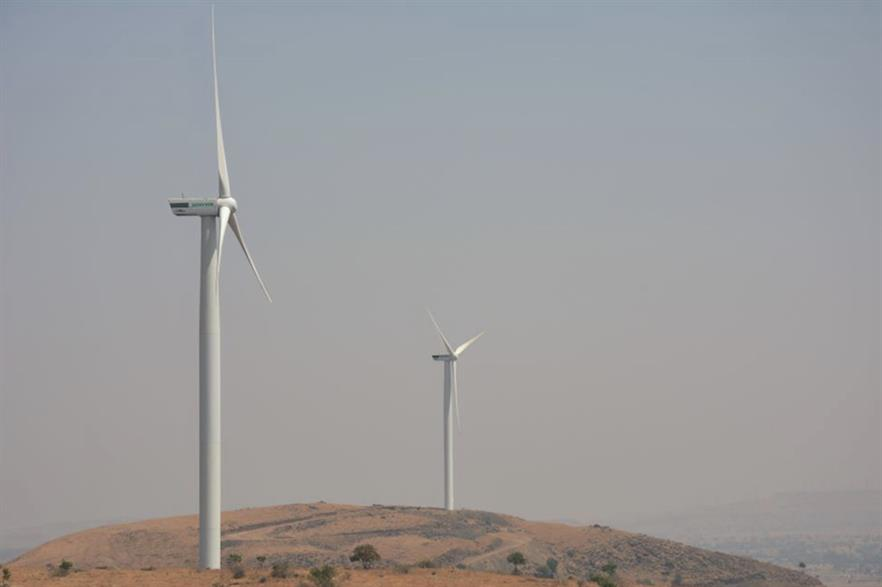 Senvion has just over 1.2GW installed in India, according to Windpower Intelligence, the research and data division of Windpower Monthly
