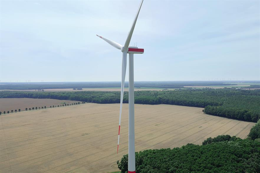 Senvion's new 3.7M144 model will produce 6.7% more energy than current 3.4M140 version