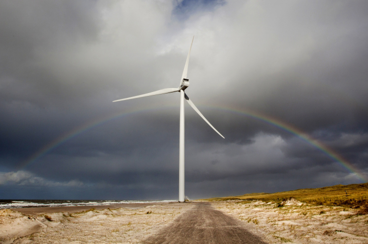 Serbia's first wind project was completed in 2015