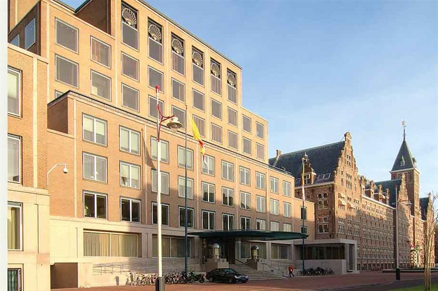 Diversifying… Shell's headquarters in The Hague, Netherlands
