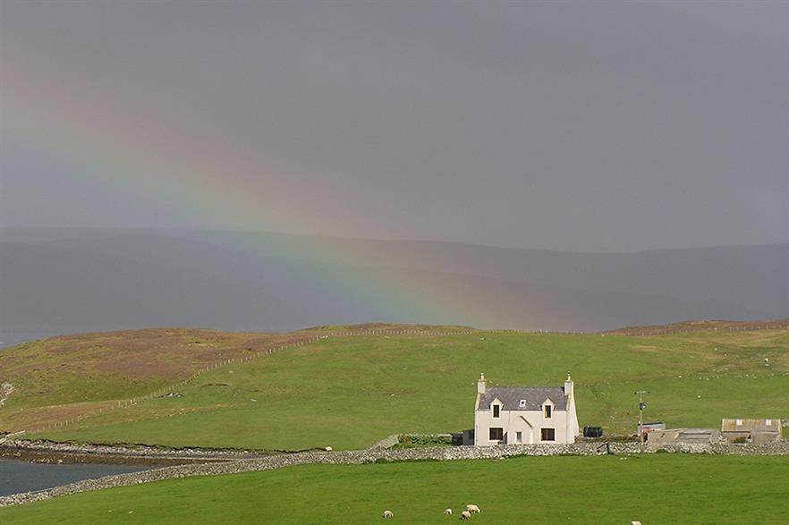 The Supreme Court decision allow the Viking project to go ahead in Shetland