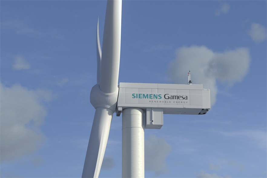 Siemens Gamesa will now offer its SG 5.X-170 model with a power rating of up to 6.6MW