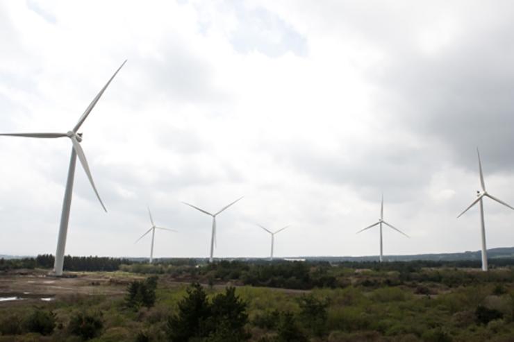 Siemens supplied turbines to SK D&D's 30 MW Gasiri project in 2014