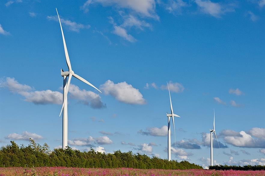 Siemens' SWT-3.0-101 turbine will be installed at the 66MW Galway Wind Park Phase 1