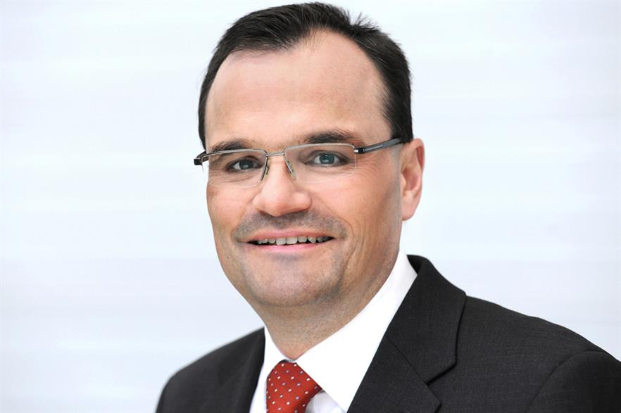 Markus Tacke has been elected as the new EWEA chairman
