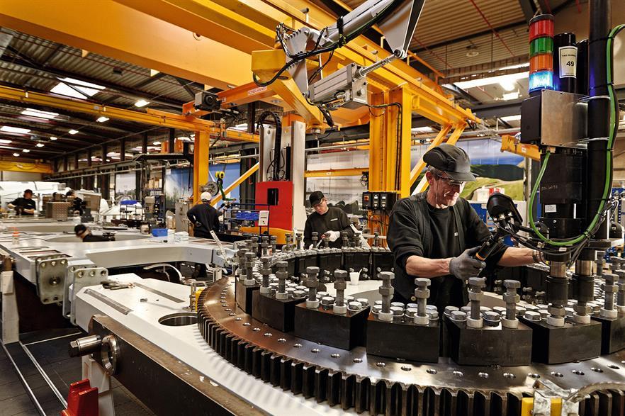 Workers at Siemens Gamesa's facilities in Brande and Aalborg will be affected (pic: Siemens / Siemens Gamesa)