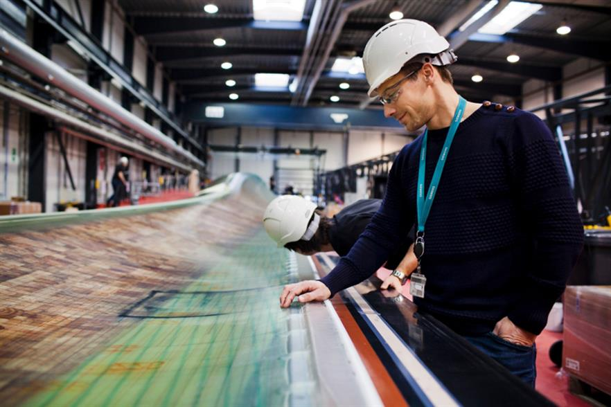 Siemens has made job cuts at two Danish blade sites in two months
