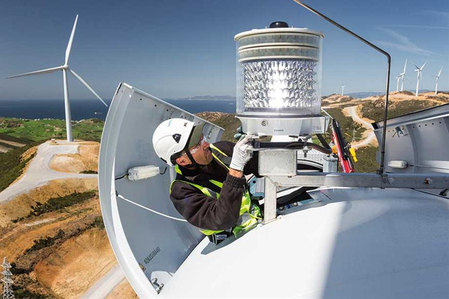 The global O&M market is predicted to be worth $21 billion by 2025 (pic: paul-langrock.de/SGRE)