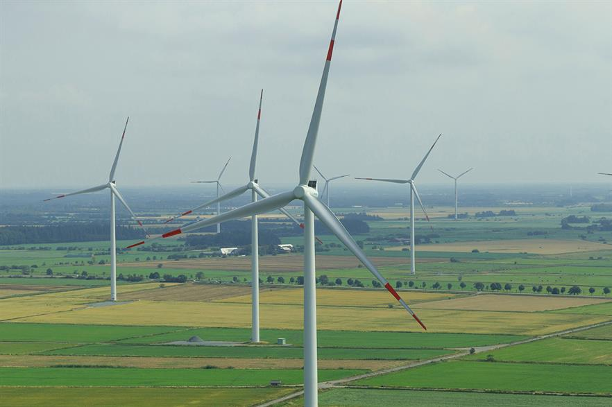 Siemens is installing 23 3MW+ direct-drive turbines at five projects across Lower Saxony and Schleswig-Holstein, northern Germany