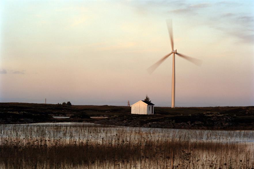 Statkraft's 150MW Smøla wind farm in eastern Norway