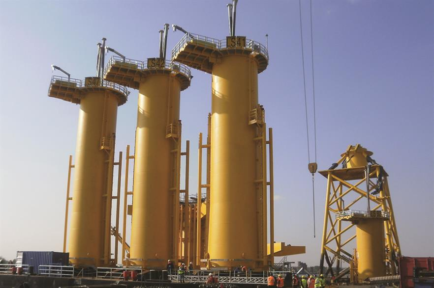 There have been innovations in coating, grouting and corrosion protection for offshore foundations