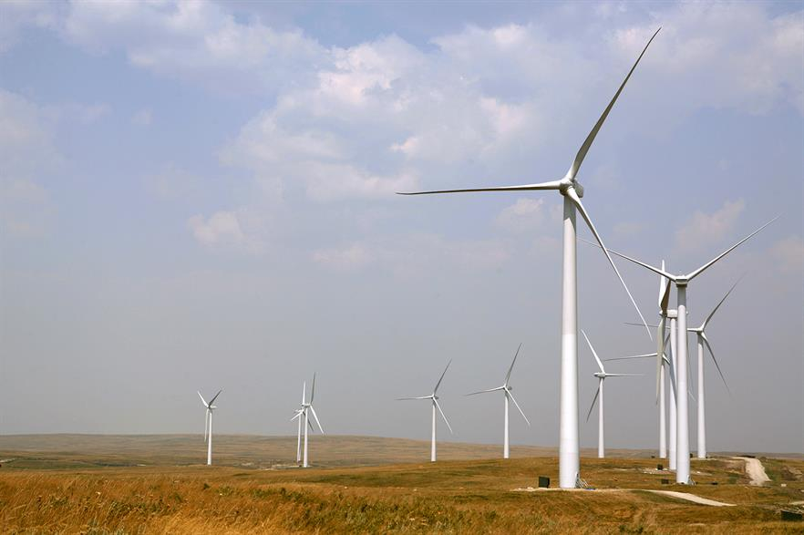 Prices for wind power in Alberta have fallen to an average of C$37/MWh in the auction