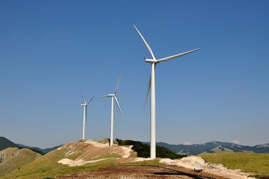 Sorgenia's portfolio includes the 39MW San Gregorio Magno project in Campania, Italy