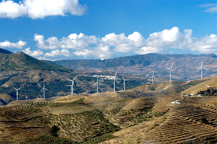 Spain awarded power contracts to 3GW of renewable energy projects earlier this year, including about 1GW of wind farms (pic credit: Vestas)