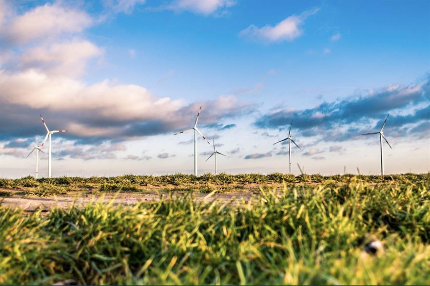 The 11 wind farms included in CTGE's acquisition have a combined capacity of more than 400MW (pic credit: AEE)