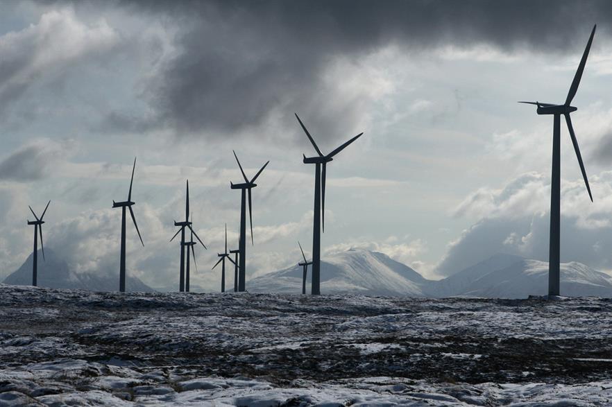 Statkraft operates a 150MW project on the island of Smola