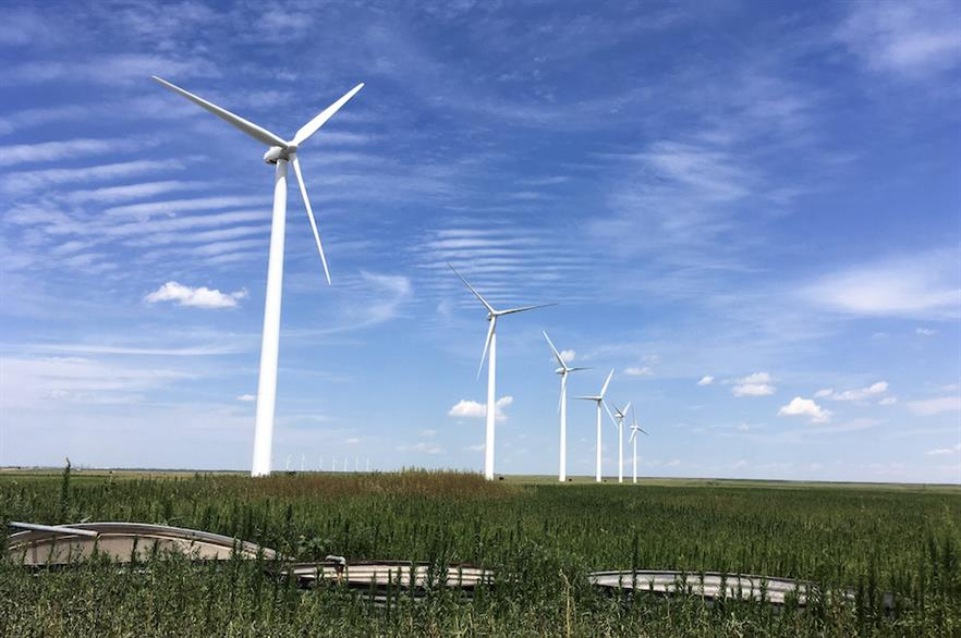 The wind farms in the portfolio are mostly powered by Suzlon S64-1.25MW turbines and were brought online between 2006 and 2009