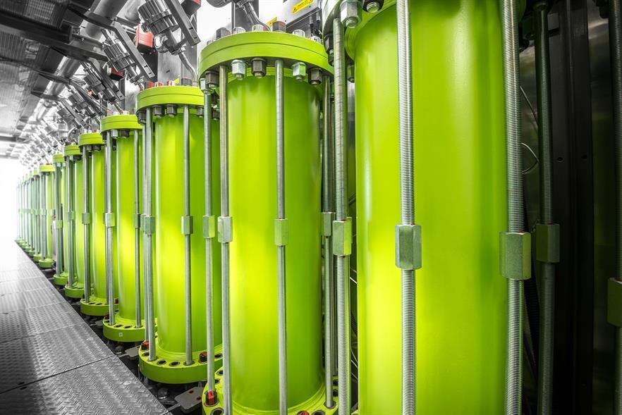 Stornetic flywheel storage system has longer operating life than lithium ion batteries