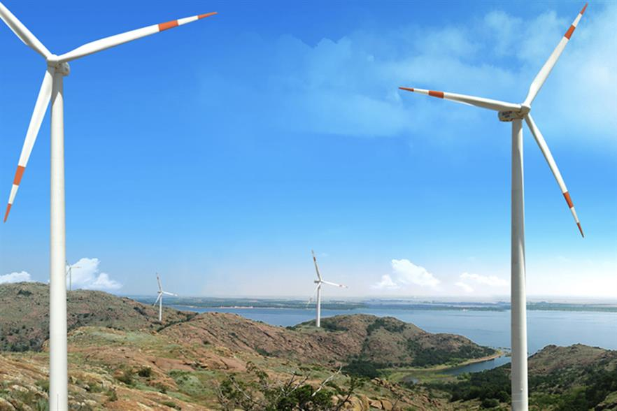 India's wind power sector has the potential to grow by 10-12GW a year, Suzlon argues