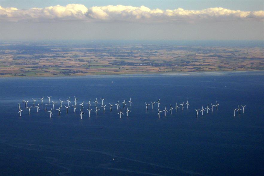 Sweden has nearly 200MW of operational offshore wind capacity, including Vattenfall's 110MW Lillgrund wind farm