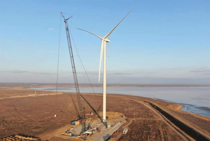 New installations in Ukraine are below expectations (pic: Esteyco)