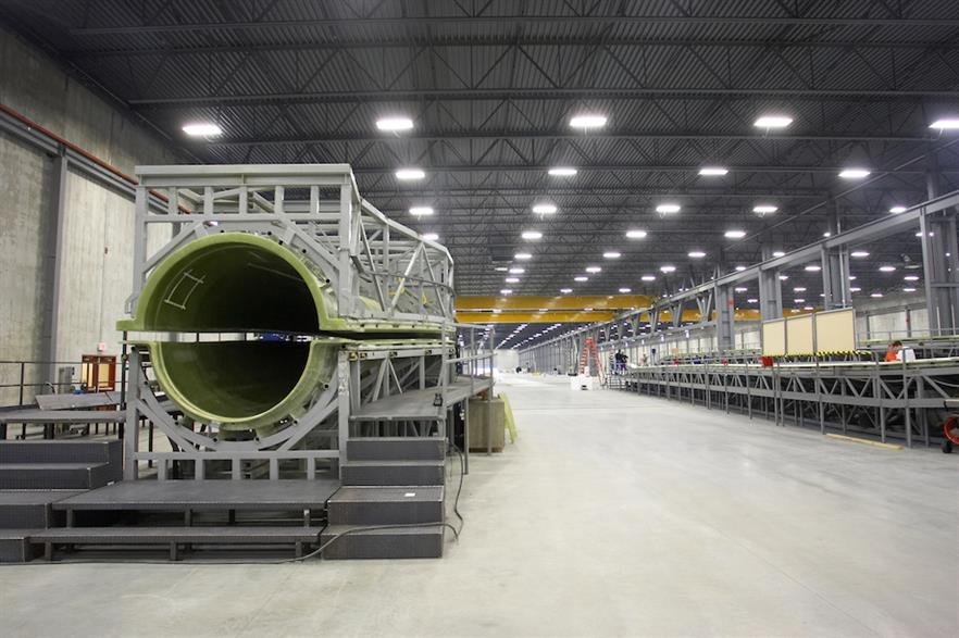 TPI reached deal with GE in August to maintain the supply agreement from its plant in Iowa (above) until its expiration in December 2020
