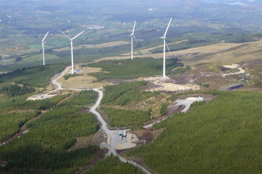 Enlight also owns projects in Croatia and Poland, as well as the TWF wind farm in Ireland