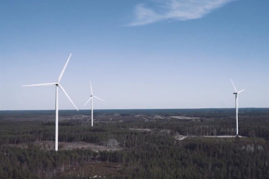 Taaleri Energia manages 312.3MW of operational wind farms in its native Finland