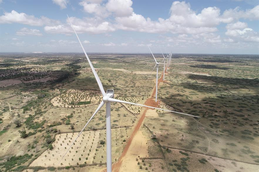 Lekela's 158.7MW Taiba N'Diaye project was commissioned in 2020
