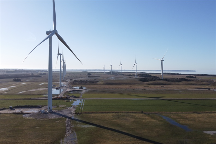 Eurowind Energy has previously developed onshore wind and solar PV projects in Europe