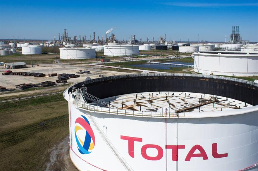 Business as usual: Total sees no reason to change its fossil-fuel strategy for 30 years  (pic: Guillaume Perrin / Total)